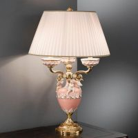 лампа Nervilamp 935/3C Gold French Pink